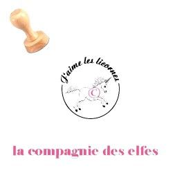 Tampon licorne | achat tampon licorne