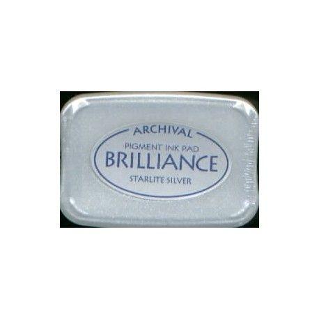 Encre brilliance starlite silver