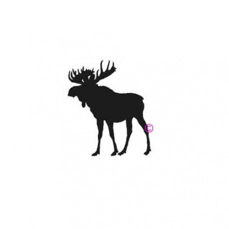 Tampon encreur caribou - tampon caribou canada