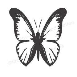 papillon de Nath petit modele tampon nm