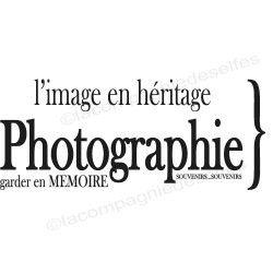 grand tampon photographie l'image en héritage nm