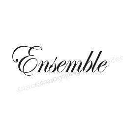 tampon Ensemble nm