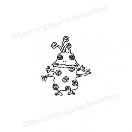monster stamp | monster stempel | carmaking stamp
