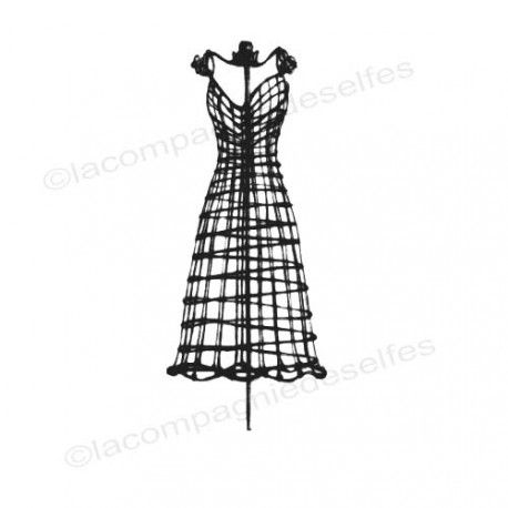 Tampon haute couture | tampon pour textile