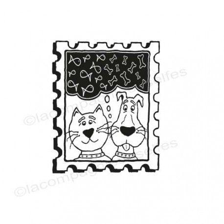 scrapbook kaufen | scrapbook ideen | cat stamp
