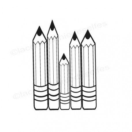 Challenge de Septembre 2019. Tampon-crayons-non-monte