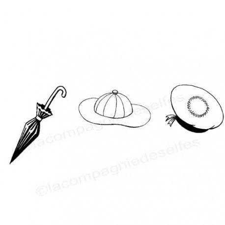 stick stamp | bird stamp | fisherman stamp