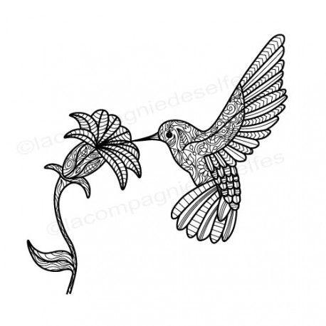 Les nouveautés du mois d' avril 2017 Tampon-scrapbooking-colibri