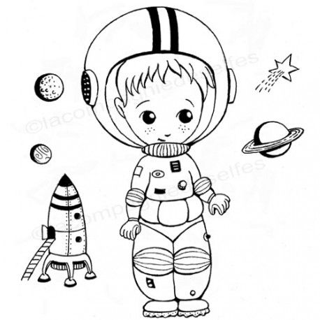 tampon astronaute | tampon fusée | tampon planète | astronaut stamp | spaceman stamp