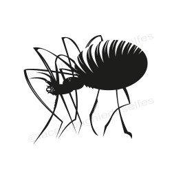 spider rubber stamp | stempel spinnen | arana sello de goma | tampon scrap araignée