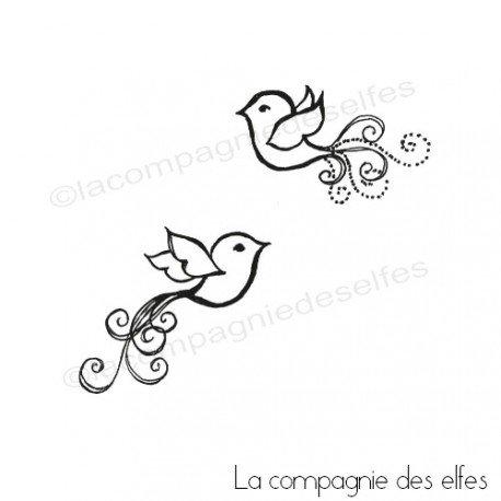 lundi 3  Juin challenge ATC  Les-oiseaux-tampons