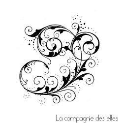 tampon doodling baroque - nm