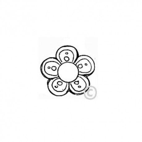 Tampon botanique | tampon scrapbooking floral