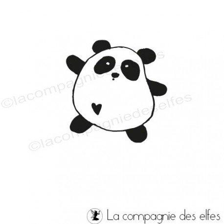 Challenge d'avril Tampon-kawaii-panda-non-monte