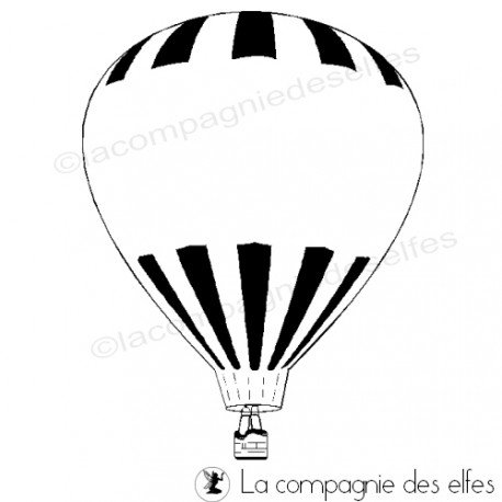 pages scrapbooking septembre Ballon-dirigeable-montgolfiere-tampon-nm