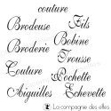 tampons broderie couture aiguilles ... nm