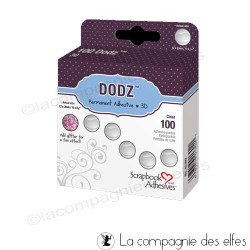 GLUE DOTS grand modèle 9.5mm