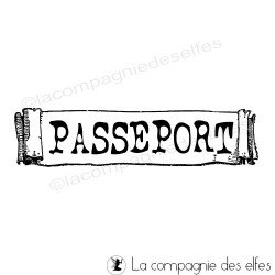 PASSEPORT tampon nm
