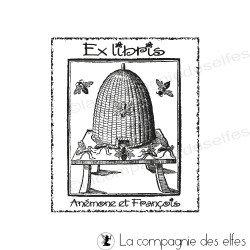 tampon ex libris | achat ex libris