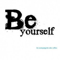 Tampon be yourself | be yourself stamp
