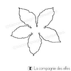 fleur vide - tampon nm