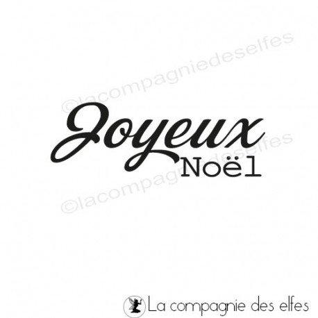 Tampons Sandrine DIES- POCHOIRS-GAUFRAGE Joyeux-noel-tampon-nm