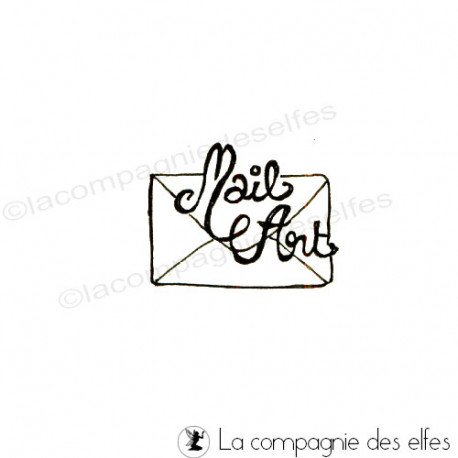 mail art stamp | timbre mail art | tampon art postal