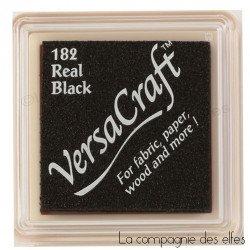 versacraft noir | encre tissu noire