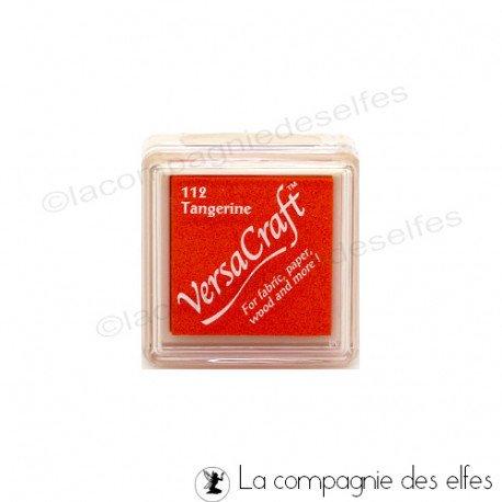 encre tissu orange | encre textile orange