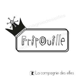 Tampon fripouille   tampon scrap fripouille