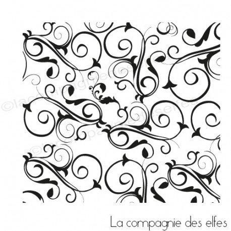 doodles stamp | doodeling stamp | tampon doodling