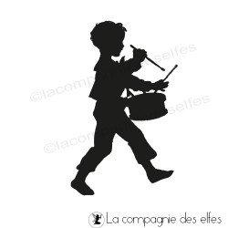 petit gamin musicien TAMPON nm
