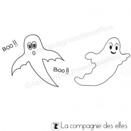 tampon halloween | tampon fantome