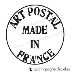 Tampon pour art postal | tampon postal