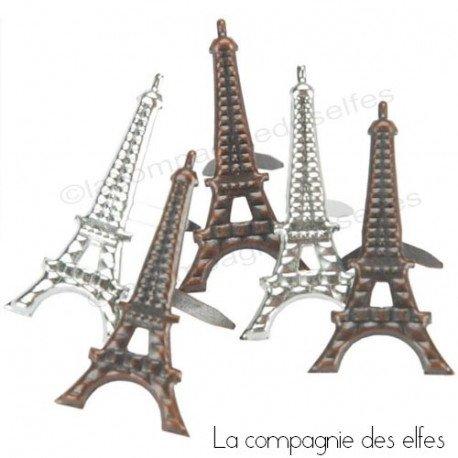 Attache parisienne | brad scrapbooking