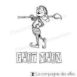 ELFE FAIT MAIN TAMPON nm