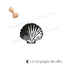 tampon coquille St Jacques