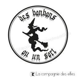 Tampon pour Halloween | Halloween stamp