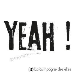 YEAH ! - tampon nm