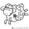 tampon petit mouton - nm