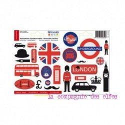 LONDRES stickers