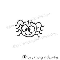Tampon araignée kawaii