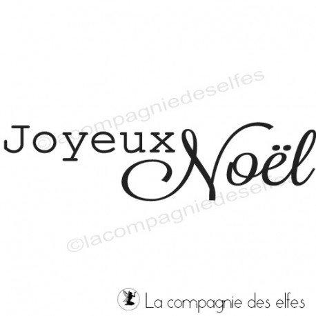 Tampon de Noël | Noel stamp | tampon noel pas cher