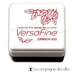 VERSAFINE crimson red rouge pM