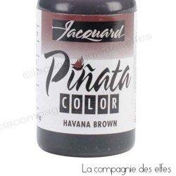 Pinata ink | encre pinata marron