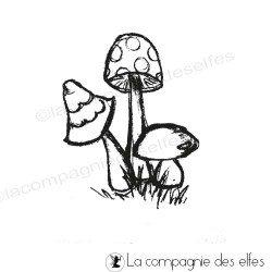 tampon trio de champignons - nm