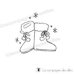 Tampon bottes hiver